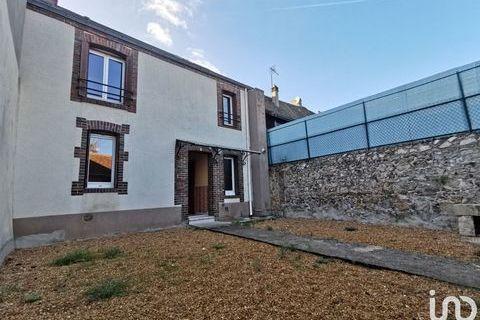 Vente Maison/villa 4 pièces 116500 Bonneval (28800)