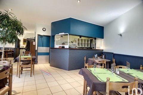 Vente Pizzeria 150 m² 253000 91100 Corbeil-essonnes