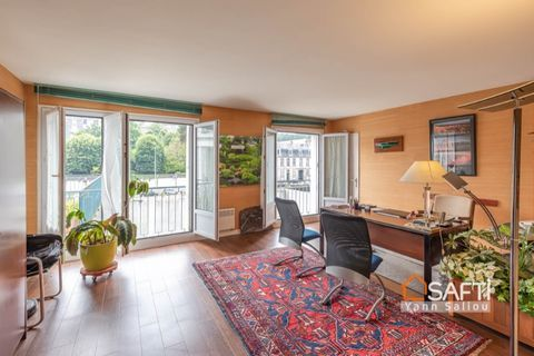 Appartement spacieux et lumineux sur le port 169000 Morlaix (29600)