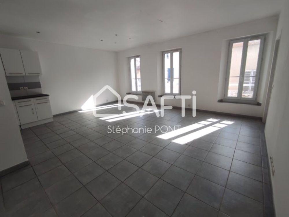 Vente Appartement Bel appartement T4, 79 m² avec combles aménageables d'environ 40 m² Brignoles