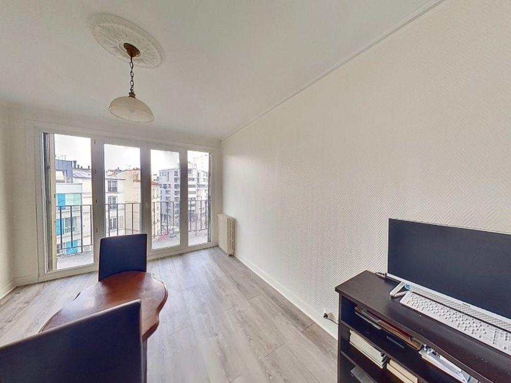 Vente Appartement APPARTEMENT 4 PIÈCES-BALCON-AU PIED DU MÉTRO TÉLÉGRAPHE Paris 20