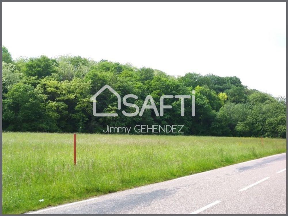 Vente Terrain Proche Gray, Grand terrain constructible de 6705 m² Gray