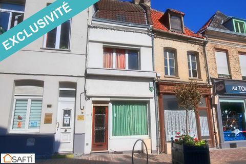 SAINT OMER CENTRE VILLE 63160 Saint-Omer (62500)