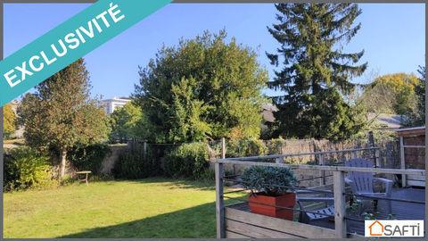En limite de pentagone, agréable maison de 120m2 avec jardin et terrasse. 235000 La Roche-sur-Yon (85000)