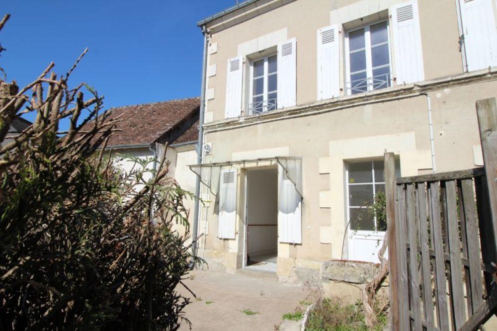 Vente Maison Jolie maison avec cour, jardinet, cave et garage Loches
