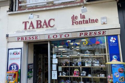 Thionville centre : bureau de tabac à vendre 188500 57100 Thionville