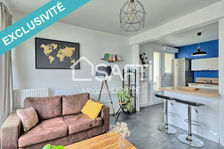 EXCLUSIVITÉ! Le guen de Kerangal sud-ouest de RENNES appartement T3 refait à neuf! 199500 Rennes (35200)