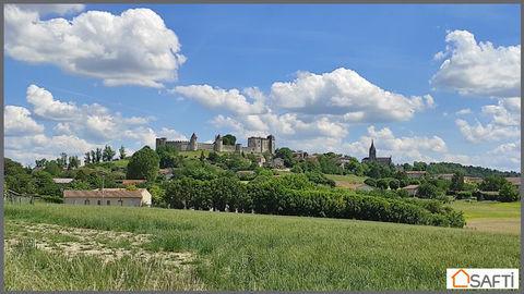 Vente Terrain Villebois-Lavalette (16320)