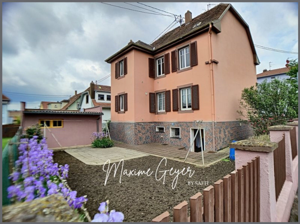 Vente Maison Maison de 153 m² + 26 m² à aménager Saverne