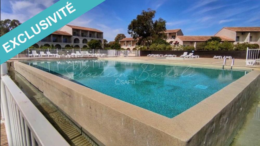 Vente Appartement Appartement T2 de 28m2 à 100 mètres de la plage Linguizzetta