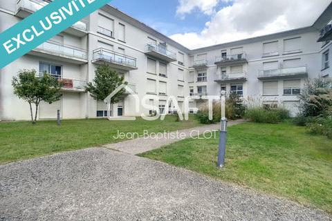 Appartement T3 53m² pour investisseur 115000 Mérignac (33700)