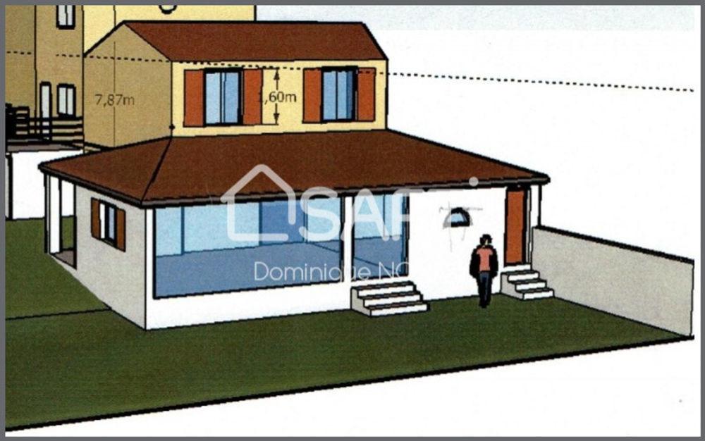 Vente Maison Charmante maison de ville de 75m² sur environ 350m² de terrain constructible Belleville-en-beaujolais