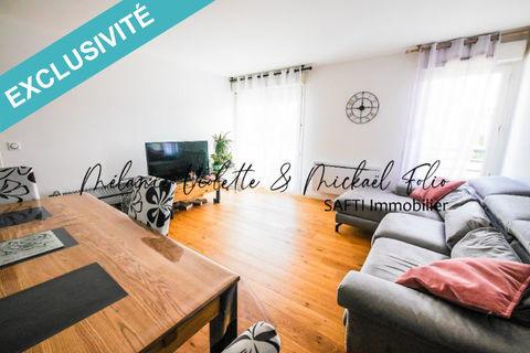 Appartement lumineux de 64m² 170000 Corbeil-Essonnes (91100)
