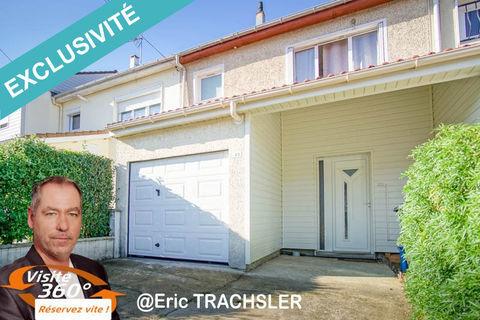 <br/>Agréable maison de 3 chambres avec garage dans un environnement urbain calme et verdoyant 179000 Mulsanne (72230)
