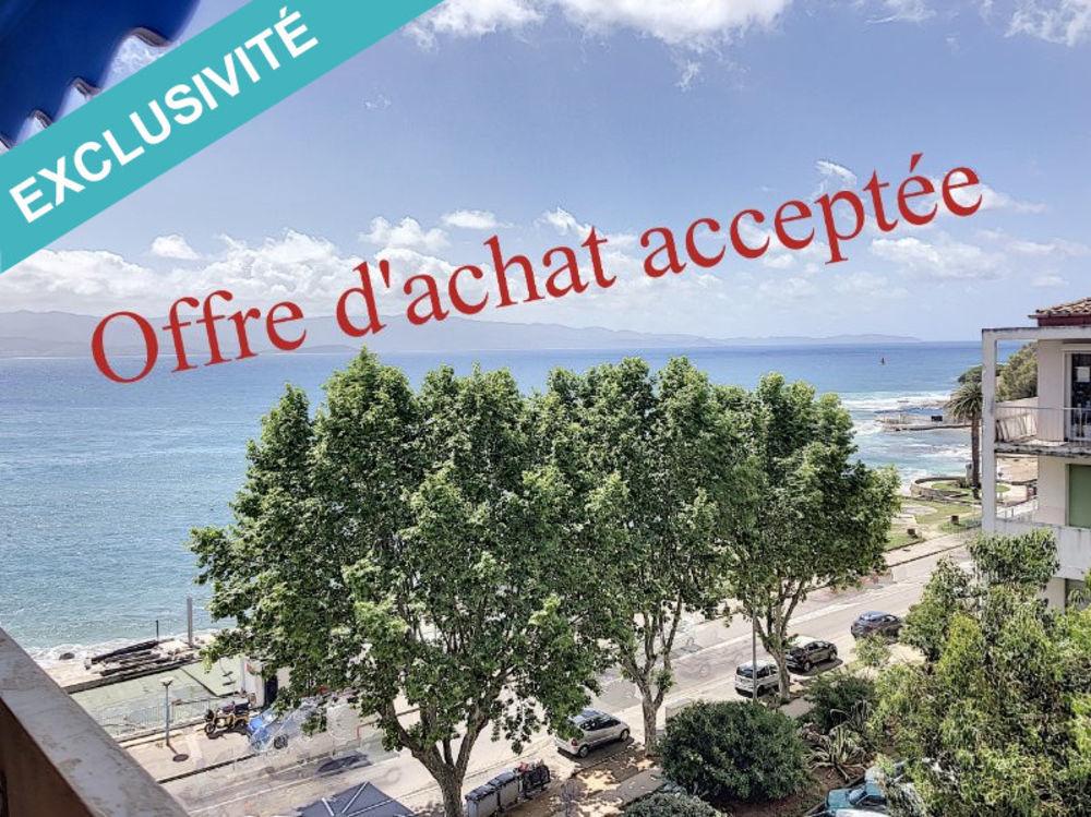 Vente Appartement F3 à rénover- Emplacement idéal- Vue mer Ajaccio