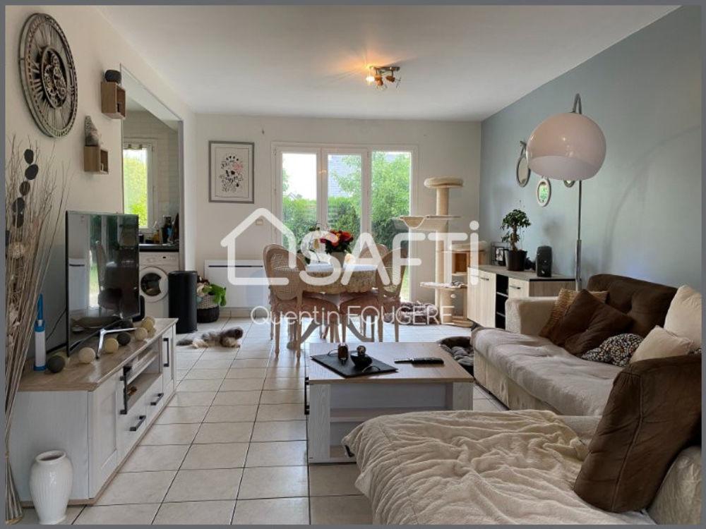 Vente Maison Maison T3 - Ifs Ifs