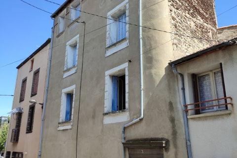 Maison de ville de 110m² 162000 Aubière (63170)