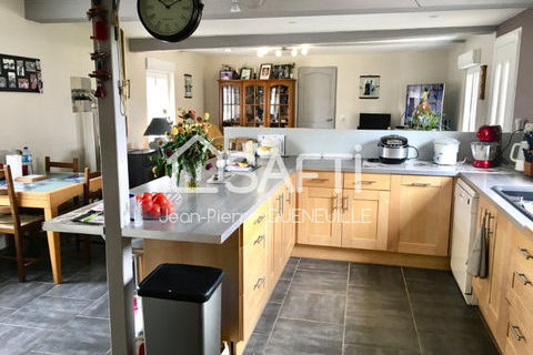 Maison de plain-pied en parfait état. 132000 Criel-sur-Mer (76910)