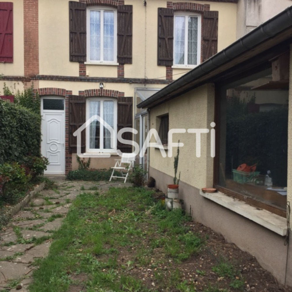 Vente Maison Maison de ville Pacy-sur-eure