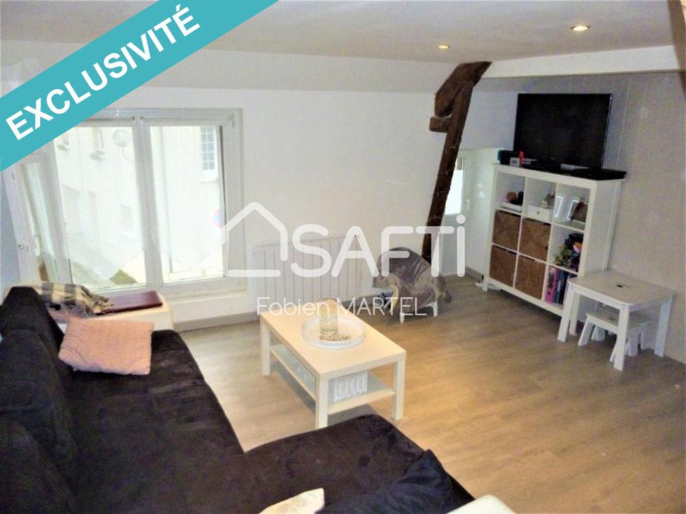 Vente Appartement F2 48 M2 AVEC COUR Porcheville