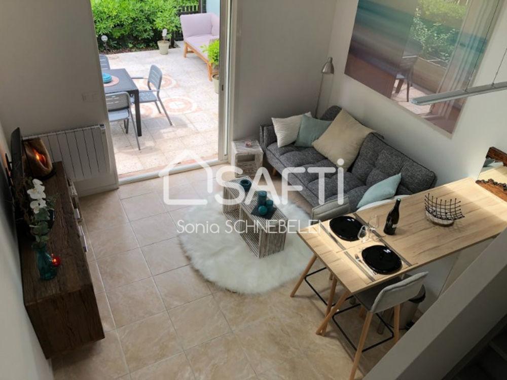 Vente Appartement Appartement   T2  - 35 m2 - au domaine privé de la Coudoulière Six-fours-les-plages