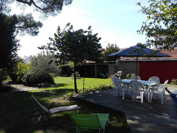 Annonce vente maison saint brevin les pins 44250 140 for Jardin 45 m2