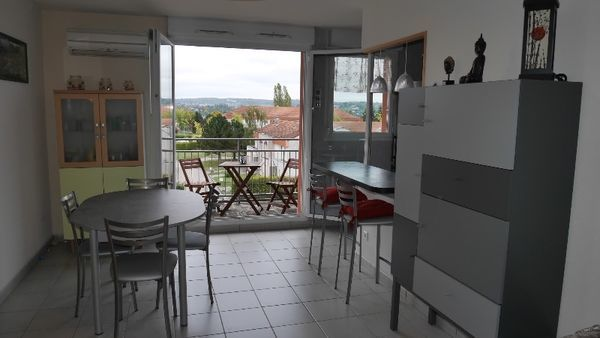 Annonce vente appartement pinal 88000 55 m 74 000 for Appartement atypique epinal