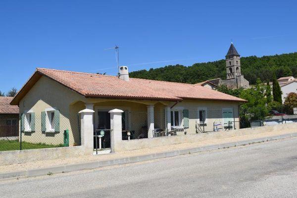 Annonce vente maison bourg de p age 26300 124 m 198 for Piscine diabolo a bourg de peage