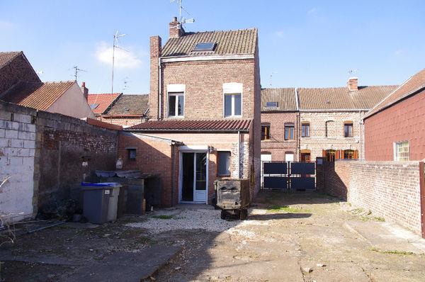 Annonce vente maison lourches 59156 93 m 95 000 for Vente maison individuelle 06