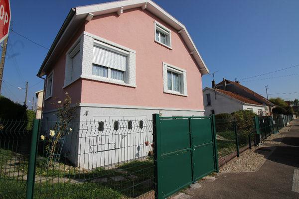 Annonce vente maison romilly sur seine 10100 95 m for Maison romilly sur seine