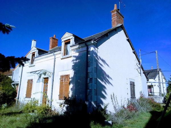 Annonce vente maison ardentes 36120 120 m 131 000 for Maison charme et tradition