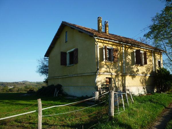Annonce vente maison saint jean mirabel 46270 70 m for Art et maison figeac