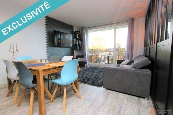 annonce vente appartement massy 91300 78 m 249 000 992739530979. Black Bedroom Furniture Sets. Home Design Ideas