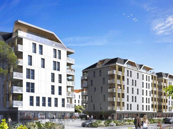Annonce vente appartement les sables d 39 olonne 85100 50 for Vente logement neuf