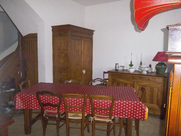 Annonce vente maison loches 37600 82 m 170 000 for Confort et maison