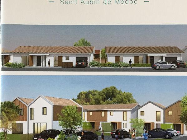 Annonce vente maison saint aubin de m doc 33160 109 m for Vente maison vefa