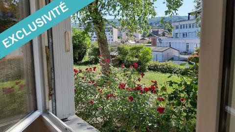 Appartement T2 Rdc 95000 Clermont-Ferrand (63100)