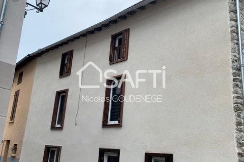 Maison de village 150m² 100000 Vicdessos (09220)