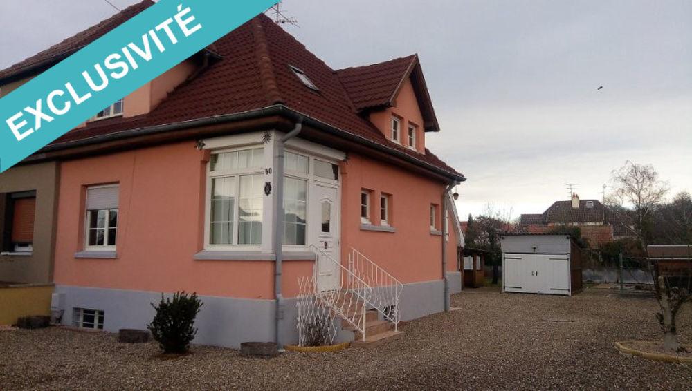 Vente Maison Charmante maison de village Wittenheim