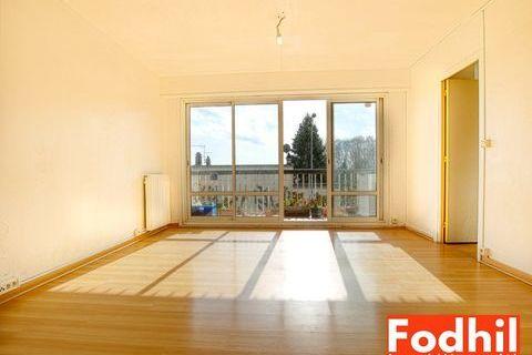 Appartement 4 pièces de 87m² au 2éme étage, un Balcon sans vis à vis avec cave et parking. 299000 Châtenay-Malabry (92290)