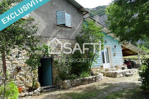 Vente Maison Annot (04240)