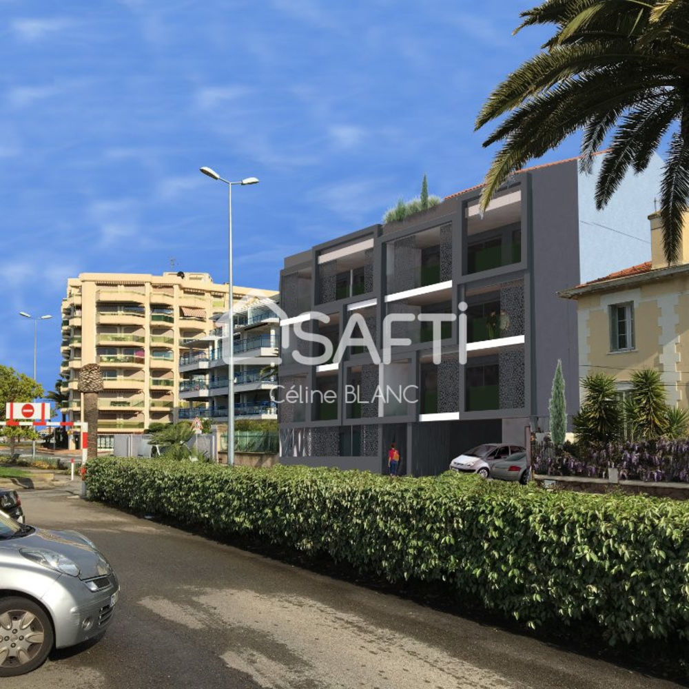 Vente Appartement Front de mer, appartement de standing Saint-raphael