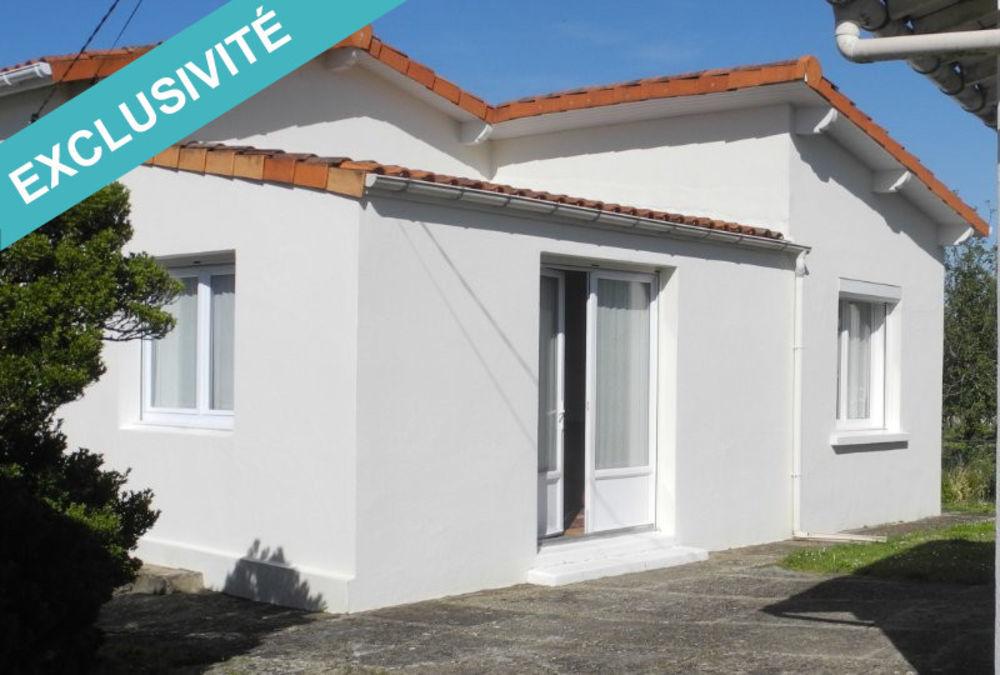 Vente Maison MAISON DE PLAIN PIED 88 M² SUR TERRAIN DE + 700 M² Royan