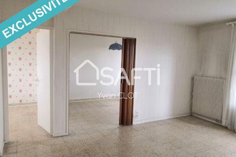 Appartement 4 pièces 61m² - Etage élevé 95000 Saint-Martin-d'Hères (38400)