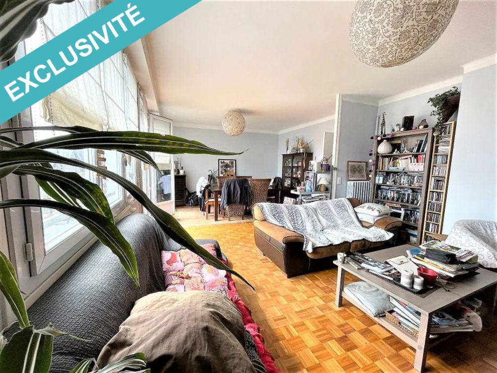 Vente Appartement APPARTEMENT T4 DE 103 M2 AVEC GARAGE CENTRE VILLE DE LORIENT Lorient