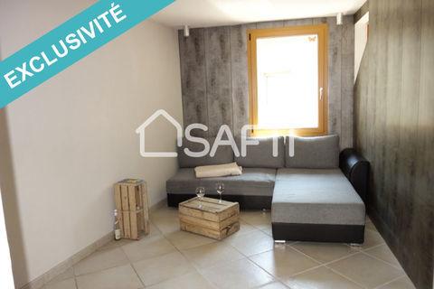 Maison de village avec fort potentiel 258000 Sollières-Sardières (73500)