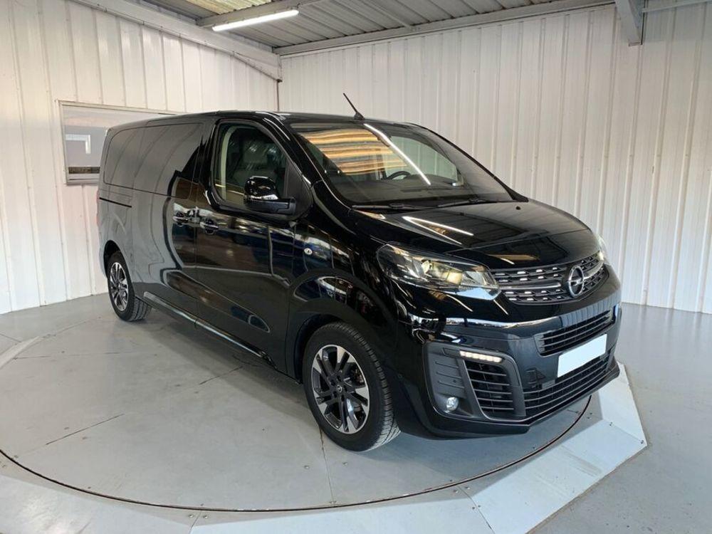 Zafira L2 2.0 Diesel 180 ch BVA8 Elegance Cuir 2019 occasion 79180 Chauray