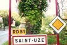 Vente Terrain Saint-Uze (26240)