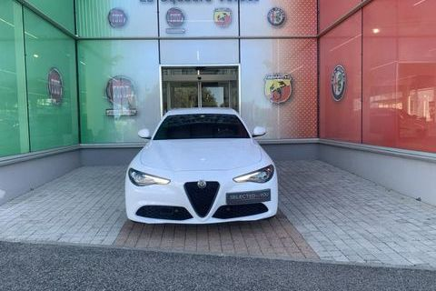 Giulia 2.2 JTD 190ch Sprint AT8 MY20 2020 occasion 34070 Montpellier