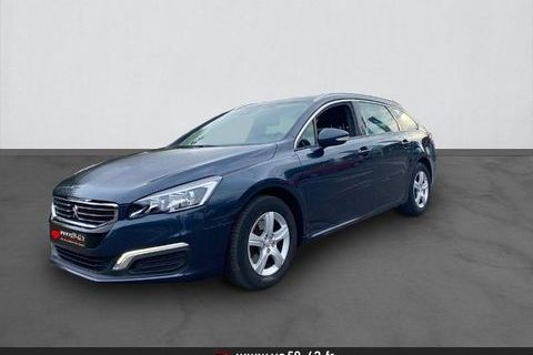 Peugeot 508 SW 1.6 THP 16v 165ch Active S&S 2017 occasion Arras 62000